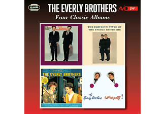 The Everly Brothers - Four Classic Albums - (CD)