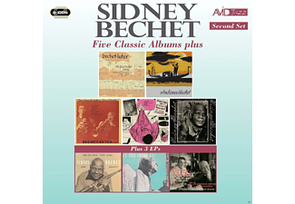 Sidney Bechet - Five Classic Albums Plus - (CD)