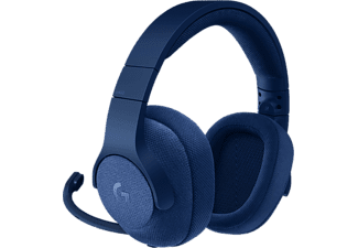 LOGITECH G433 Gaming Headset Blue