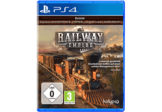 Railway Empire - PlayStation 4