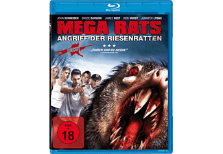 Mega Rats-Angriff Der Riesenratten - (Blu-ray)