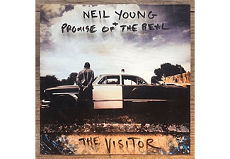 Neil Young & Promise Of The Real - The Visitor (CD)