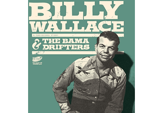 Billy Wallace, The Bama Drifters - What'll I Do EP - (Vinyl)