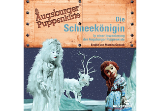 - Augsburger Puppenkiste - (CD)