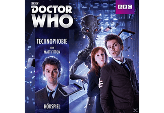 Matt Fitton - Doctor Who: Technophobie - (CD)