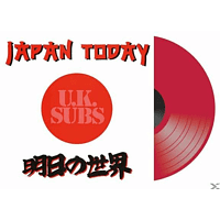 Uk Subs - Japan Today [Vinyl]