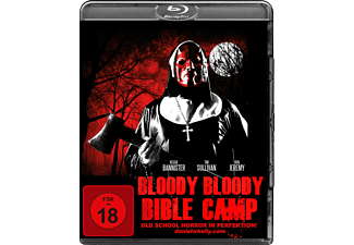 Bloody Bloody Bible Camp - (Blu-ray)