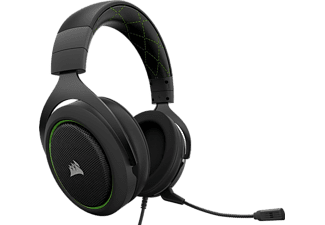 CORSAIR HS50 Stereo Gaming Headset - Grön