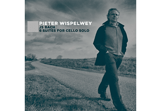 Pieter Wispelwey - 6 Suites For Cello Solo - (CD)