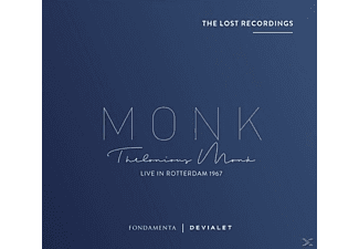 Thelonious Monk - Live In Rotterdam 1967 - (CD)