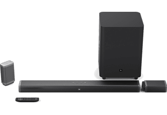 JBL JB.JBLBAR51BLKEP BAR 5.1 4K Ultra HD Soundbar ve True Wireless Speaker