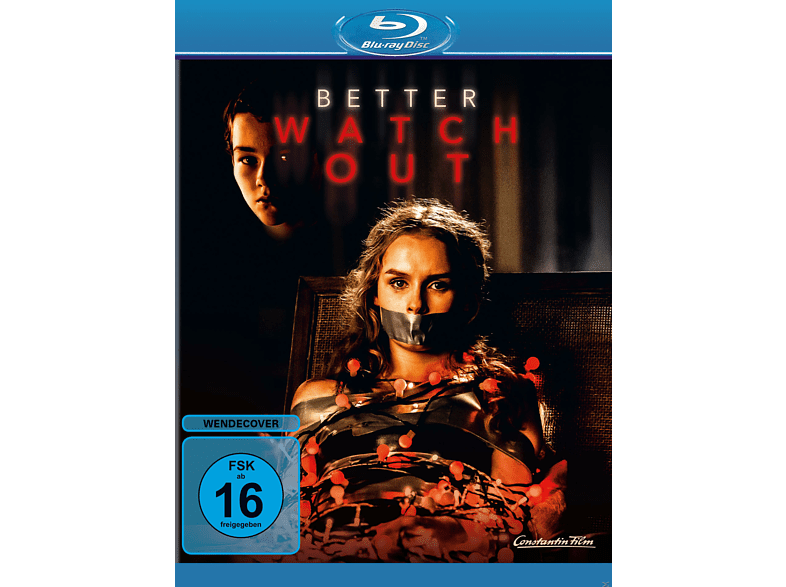 Better Watch Out [Blu-ray]
