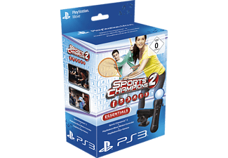SONY PlayStation®Move Sports Champions 2, Controller, Schwarz