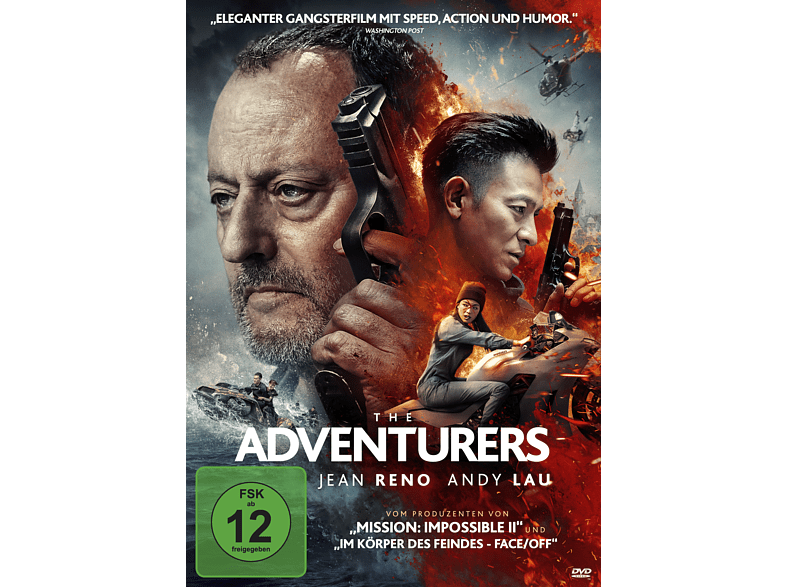 The Adventurers [DVD]