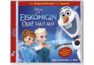 WARNER MUSIC GROUP GERMANY Die Eiskönigin-Olaf taut auf