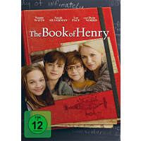 The Book of Henry [DVD]