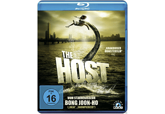 The Host - (Blu-ray)
