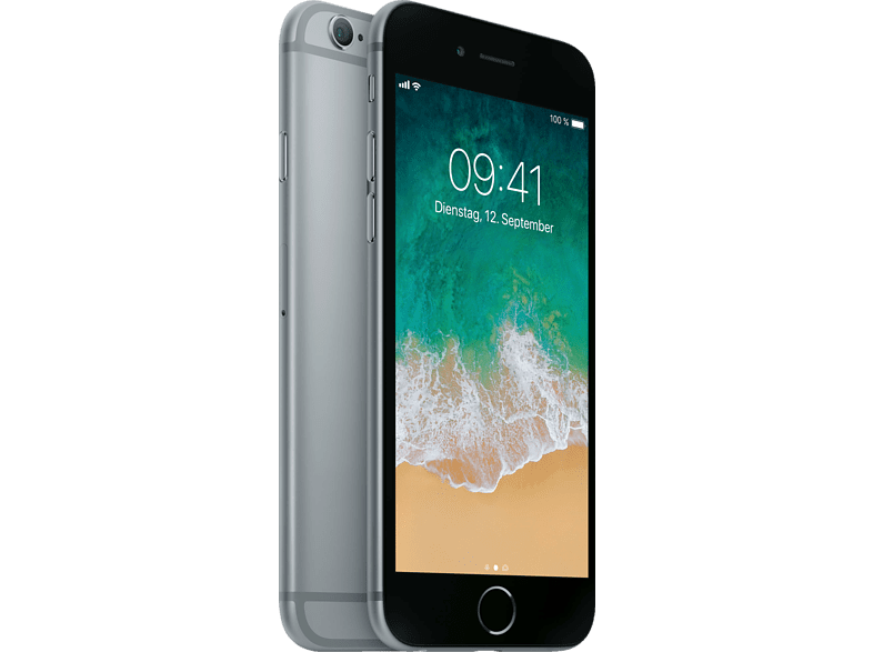Iphone Entfernungsmesser Erfahrungen : Apple iphone 6s 32 gb space grey u2014 mediamarkt