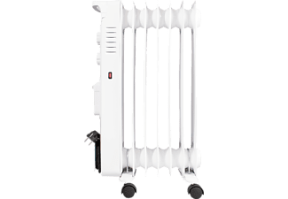 SUNTEC 13829 Heat Safe 1500 humid, Radiator, Weiß