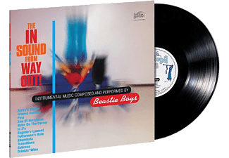 Beastie Boys - The In Sound From Way Out (Vinyl LP (nagylemez))
