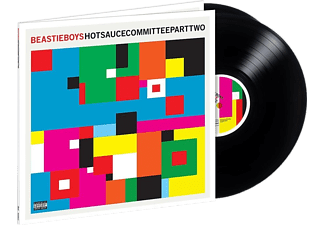 Beastie Boys - Hot Sauce Committee, Pt. Two (Vinyl LP (nagylemez))