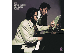 Bill Evans, Tony Bennett - The Tony Bennett / Bill Evans Album (Vinyl LP (nagylemez))