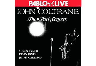 John Coltrane - The Paris Concert (Vinyl LP (nagylemez))