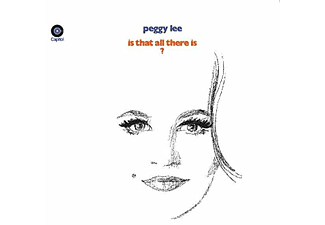 Peggy Lee - Is That All There Is (Vinyl LP (nagylemez))