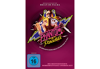 Phantom im Paradies - Phantom of the Paradise - (DVD)