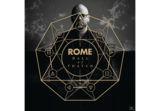 Rome - Hall Of Thatch - (CD)