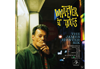 The James Hunter Six - Whatever It Takes - (CD)