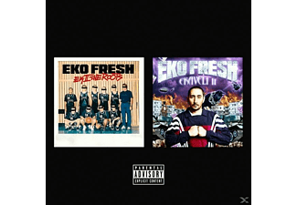 Eko Fresh - Ek To The Roots 2 & Ekavelli 2 - (CD)