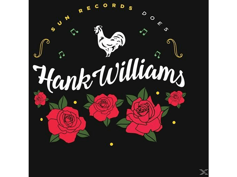VARIOUS - Sun Records Does Hank Williams [Vinyl]