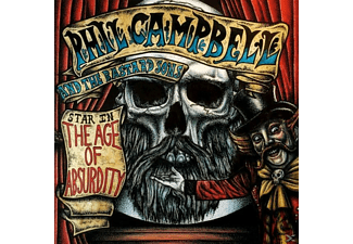 Phil Campbell And The Bastard Sons - The Age Of Absurdity - (CD)