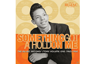VARIOUS - Something Got A Hold On Me:The Ru-Jac Records Stor [CD]