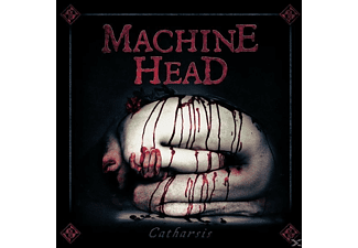 Machine Head - Catharsis - (CD + DVD Video)