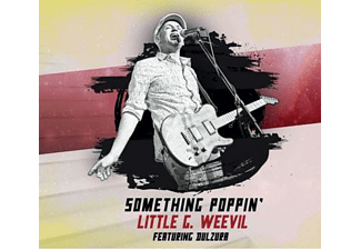 Little G Weevil - Something Poppin' (CD)