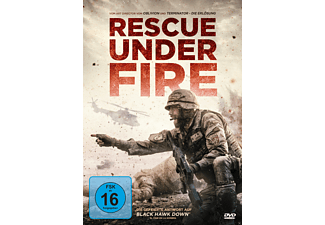Rescue Under Fire - (DVD)