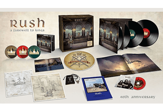 Rush - A Farewell To Kings (Limited Super Deluxe) - (CD)