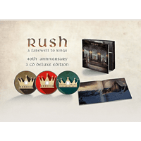 Rush - A Farewell To Kings (Deluxe 3CD) [CD]