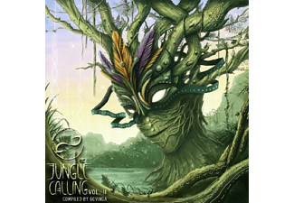 VARIOUS - Jungle Calling 2 - (CD)