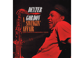 Dexter Gordon - A Swingin' Affair (Vinyl LP (nagylemez))