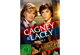 Cagney & Lacey 4 [DVD]