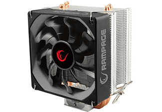 EVEREST Everest Rampage Wind Chill 200 Socket AM4/ 2011 120x120x25mm Sessiz Fan CPU Soğutucu