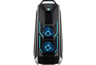 ACER Predator Orion 9000, Gaming PC mit Core™ i9 Prozessor, 16 GB RAM, 256 GB SSD, 1 TB HDD, GeForce® GTX 1080, 2x 8 GB