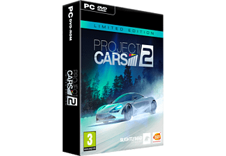 Project CARS 2 Limited Edition (PC)
