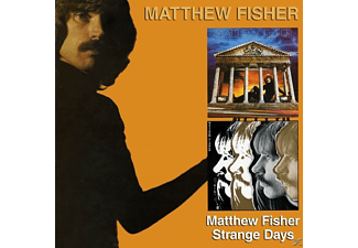 Matthew Fisher - Matthew Fisher/Strange Days - (CD)