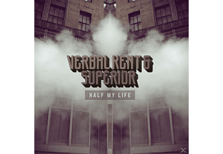 Verbal Kent & Superior - Half My Life - (CD)