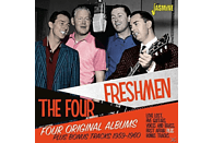 The Four Freshmen - 4 Original Albums [CD]