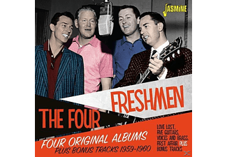 The Four Freshmen - 4 Original Albums - (CD)